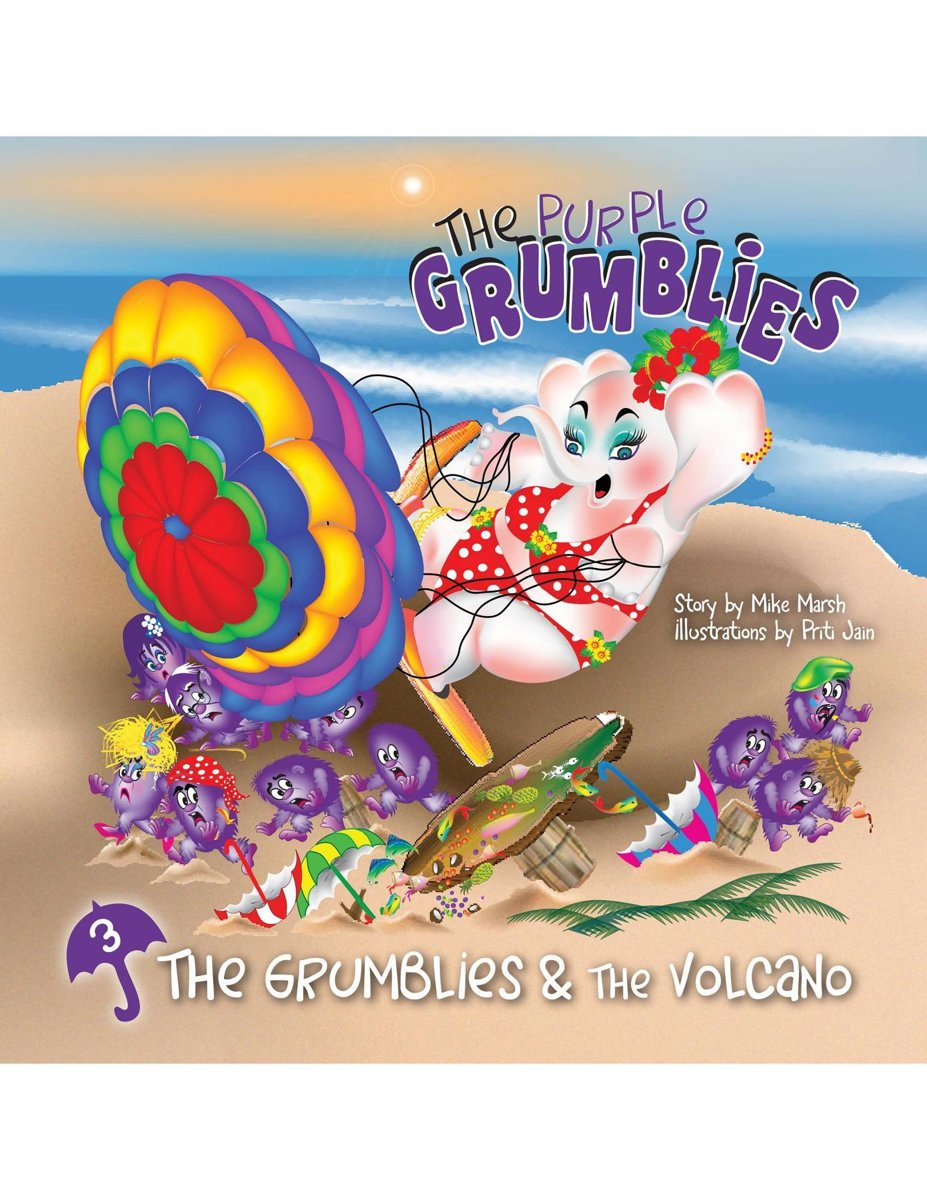 The Grumblies and the Volcano