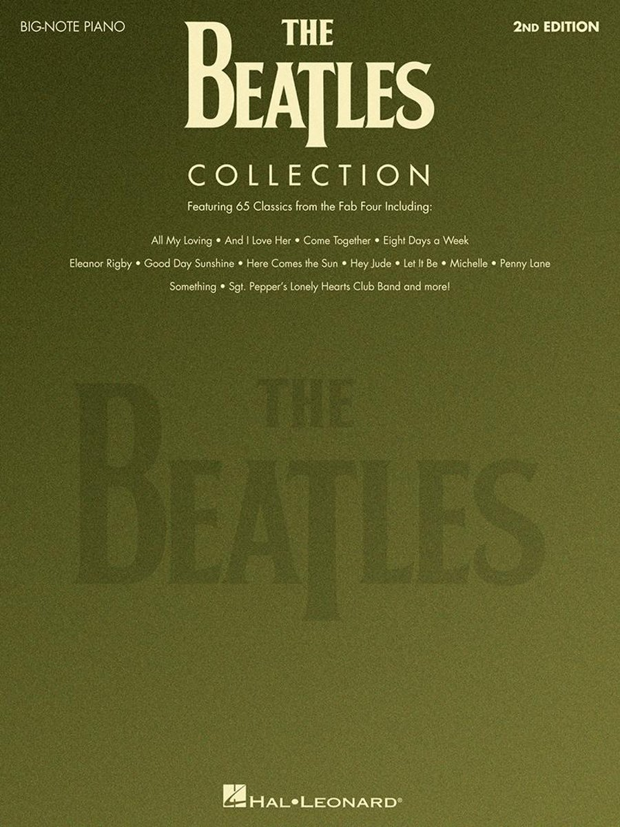 The Beatles Collection - Songbook