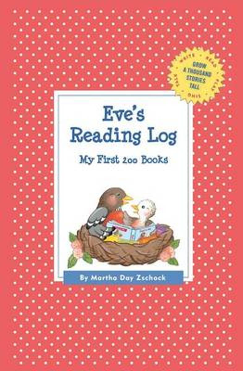 Eve's Reading Log