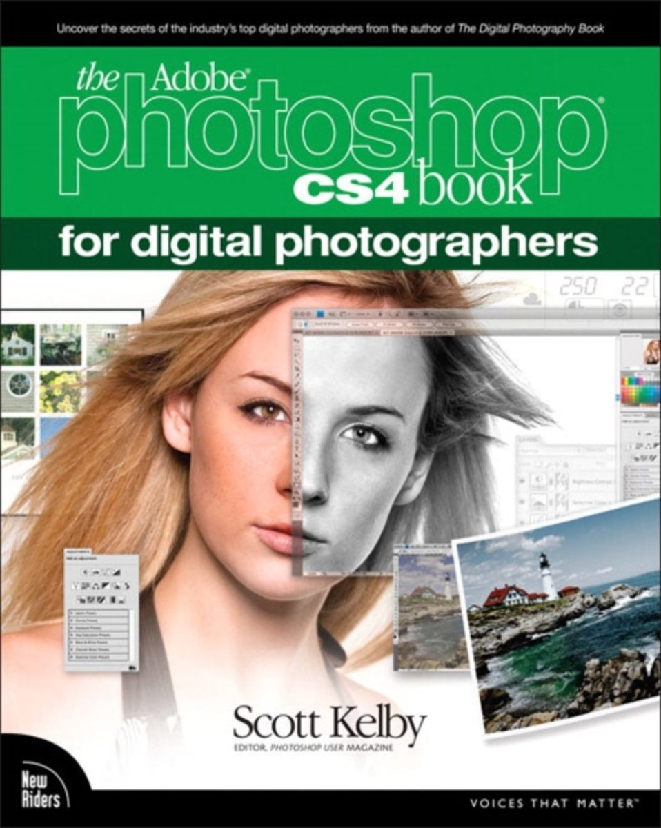 The Adobe Photoshop CS4 Book for Digital Photographers