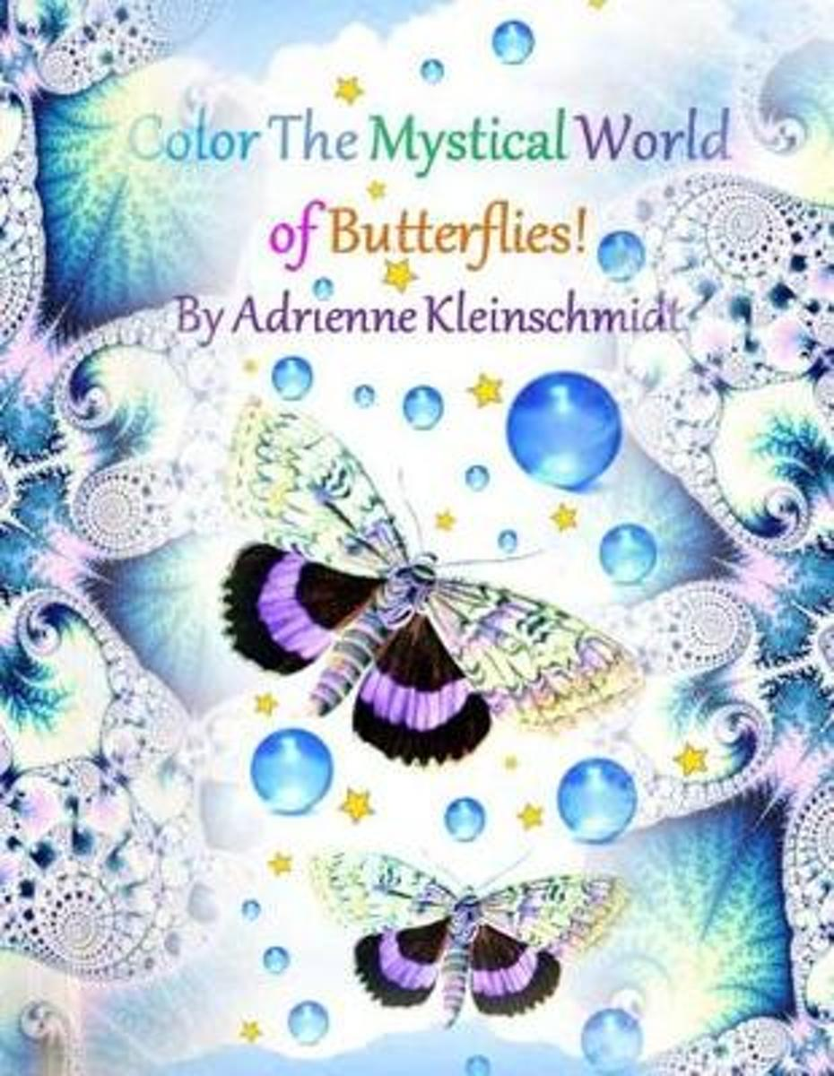 Color the Mystical World of Butterflies!