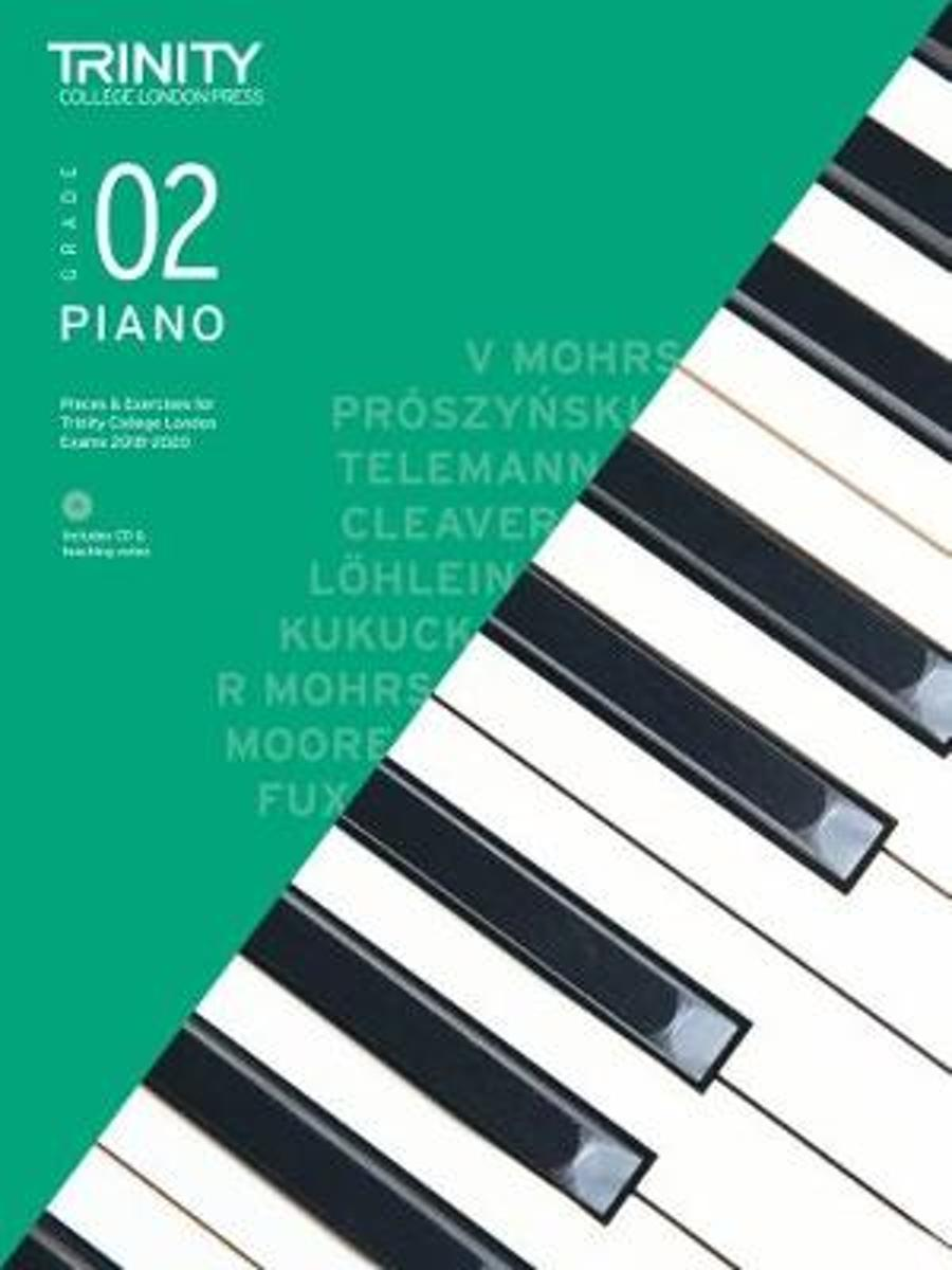 Piano Exam Pieces & Exercises 2018-2020 Grade 2, with CD & Teaching Notes