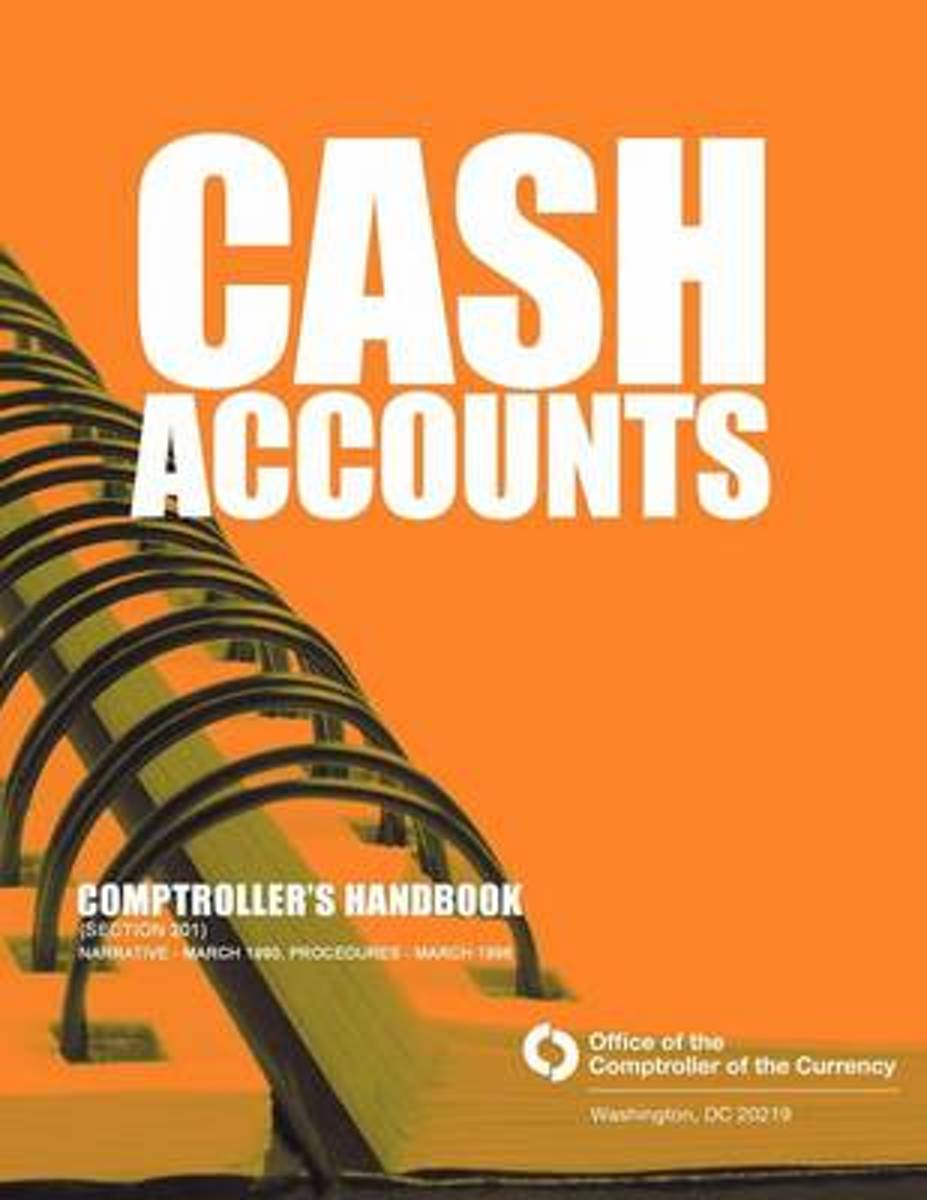 Cash Accounts Comptrollers Handbook