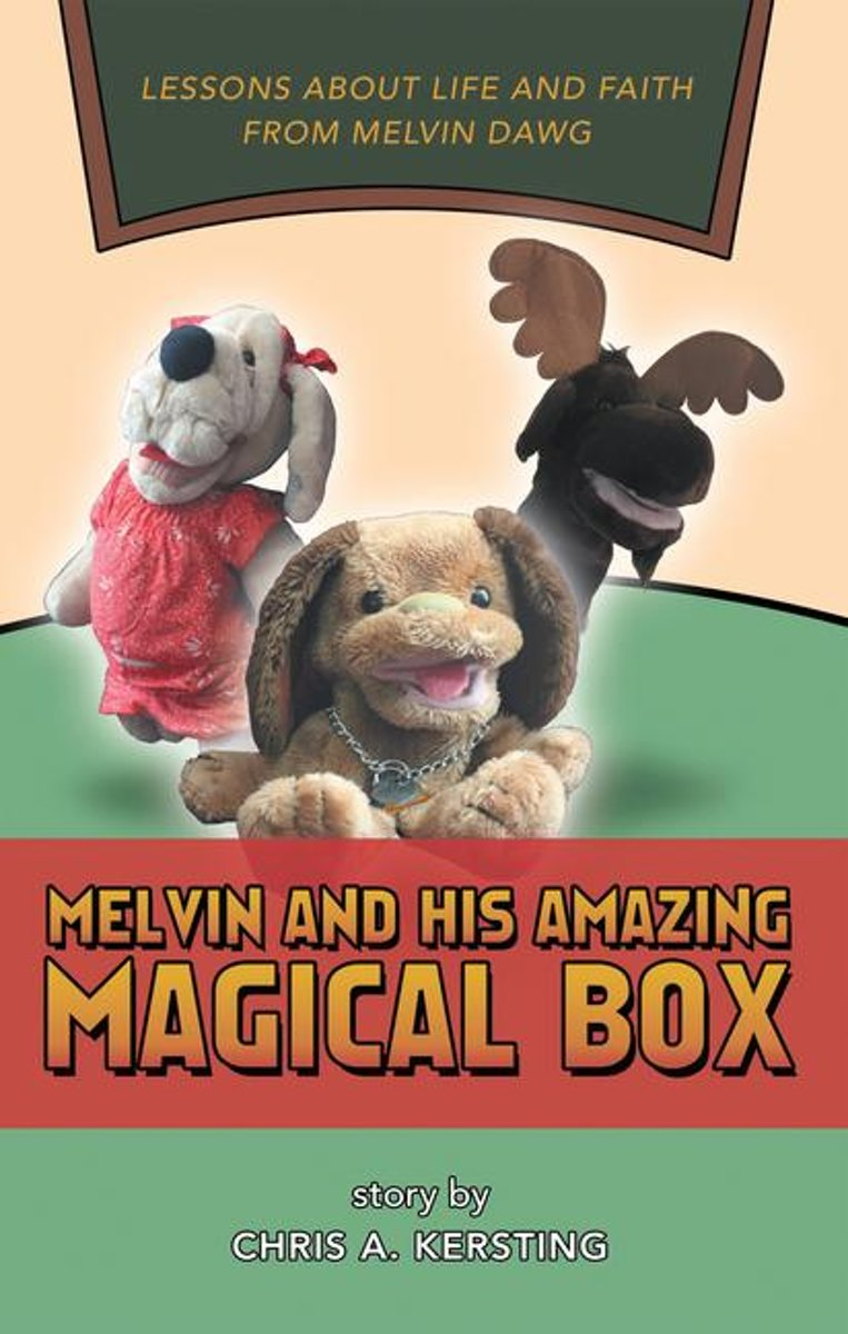 Melvin and His Amazing Magical Box