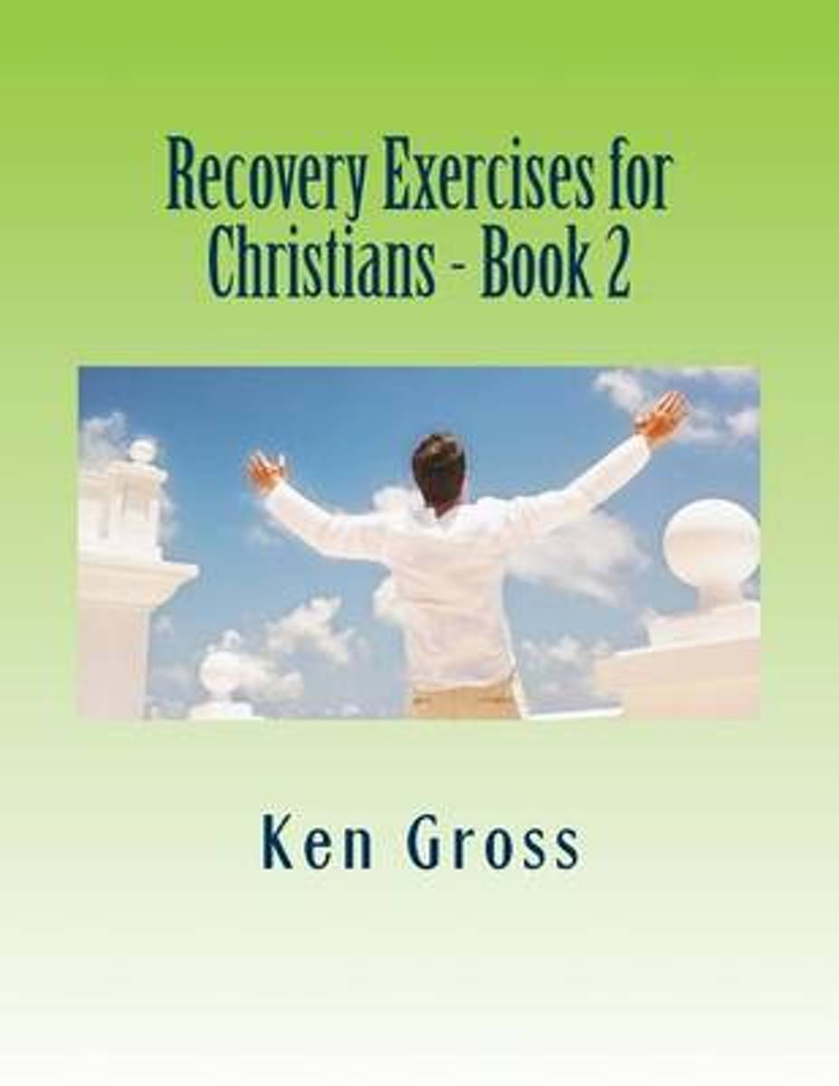 Recovery Exercises for Christians - Book 2