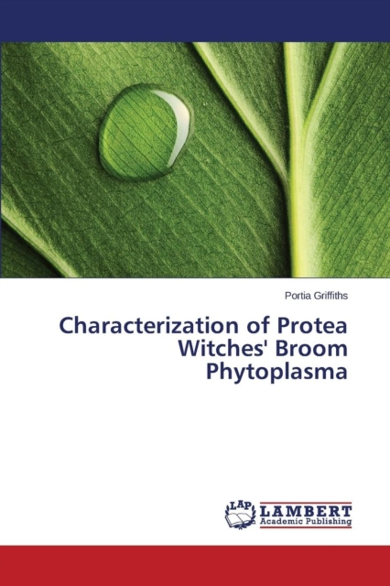 Characterization of Protea Witches' Broom Phytoplasma