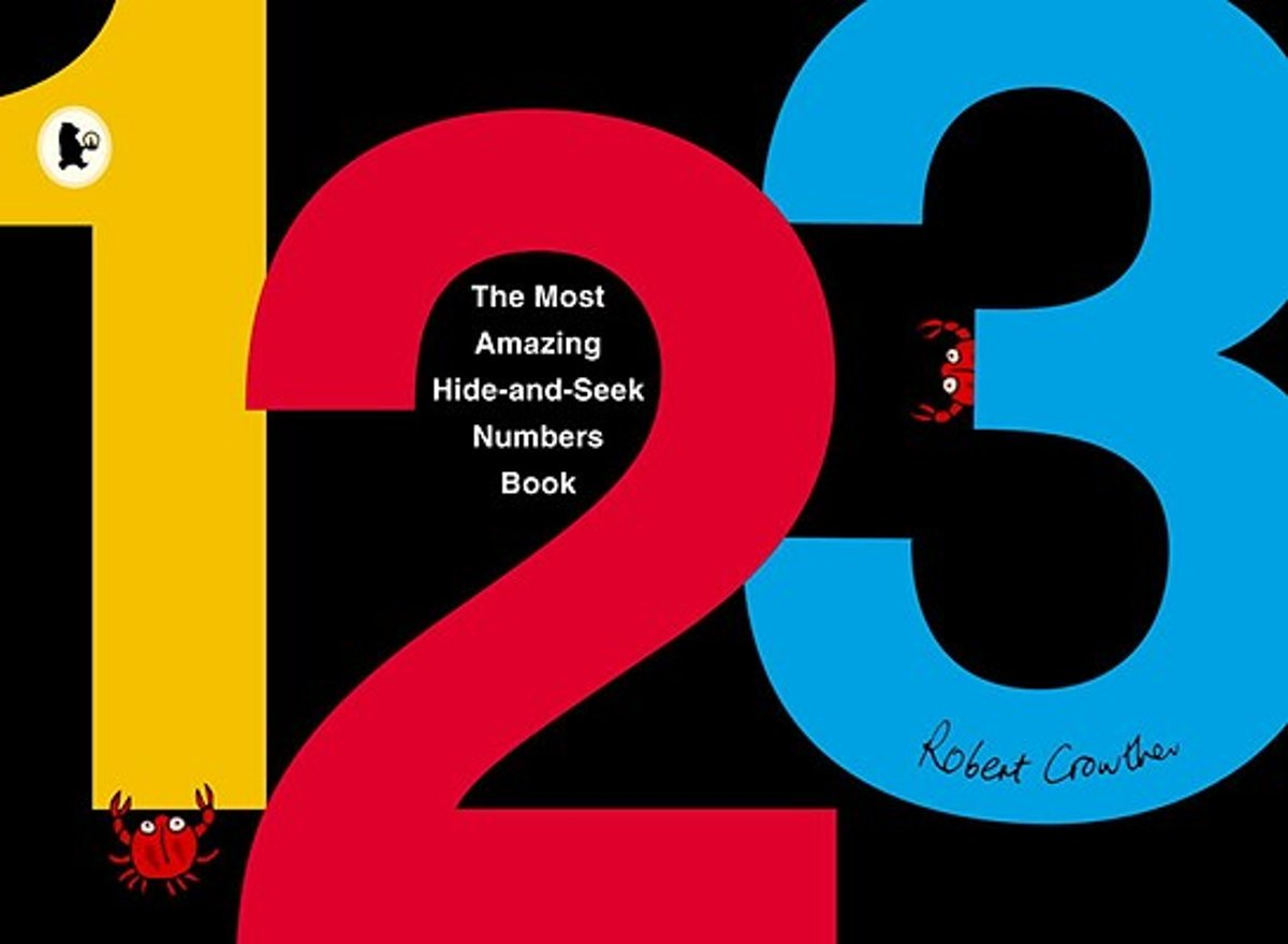 The Most Amazing Hide-And-Seek Numbers Book