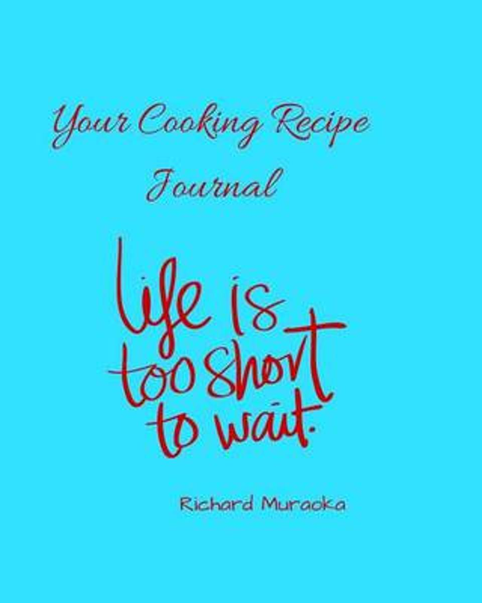 Your Cooking Recipe Journal