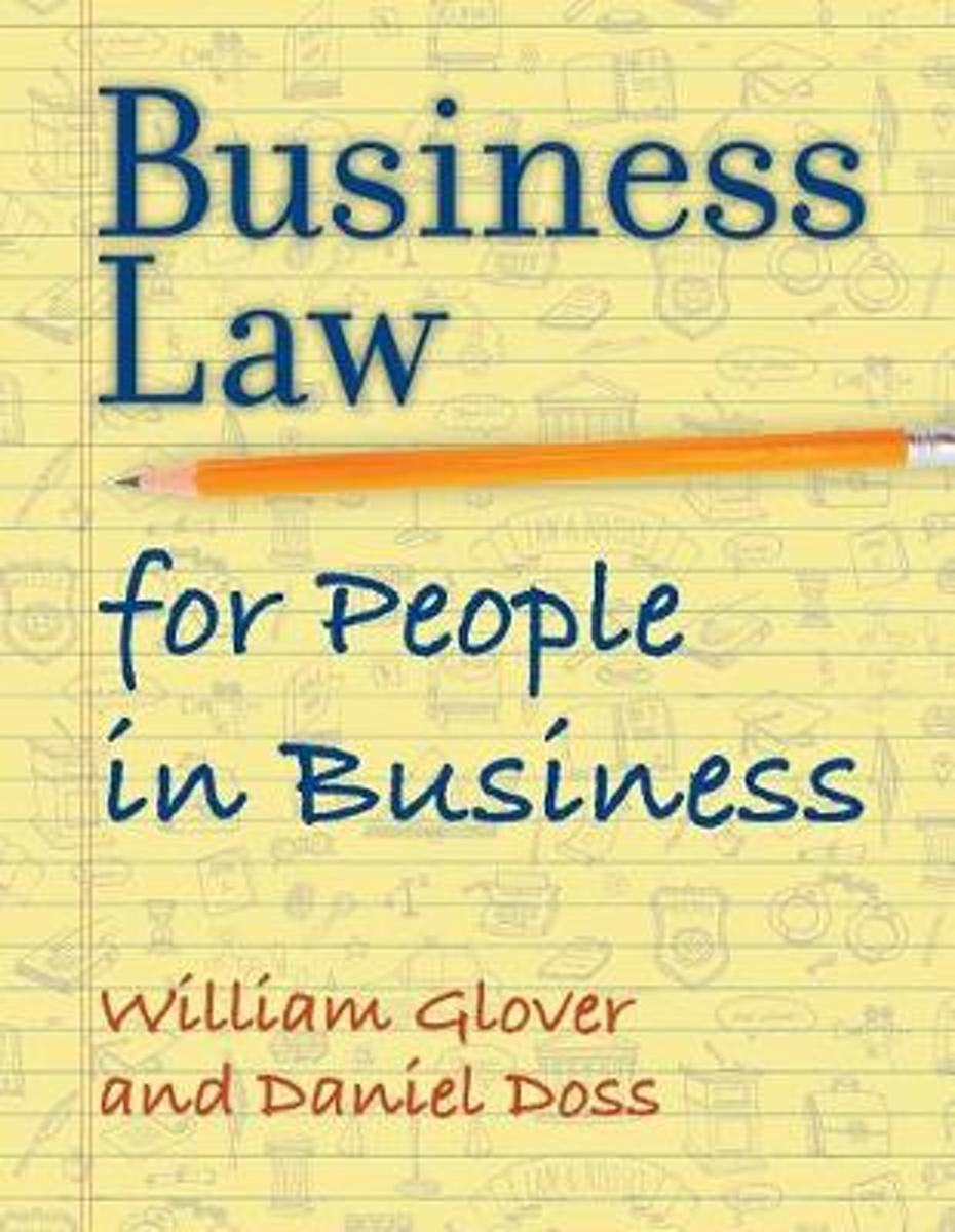 Business Law for People in Business