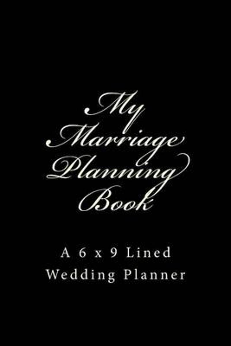 My Marriage Planning Book