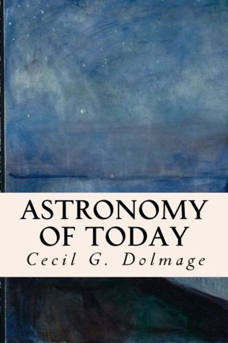 Astronomy of Today