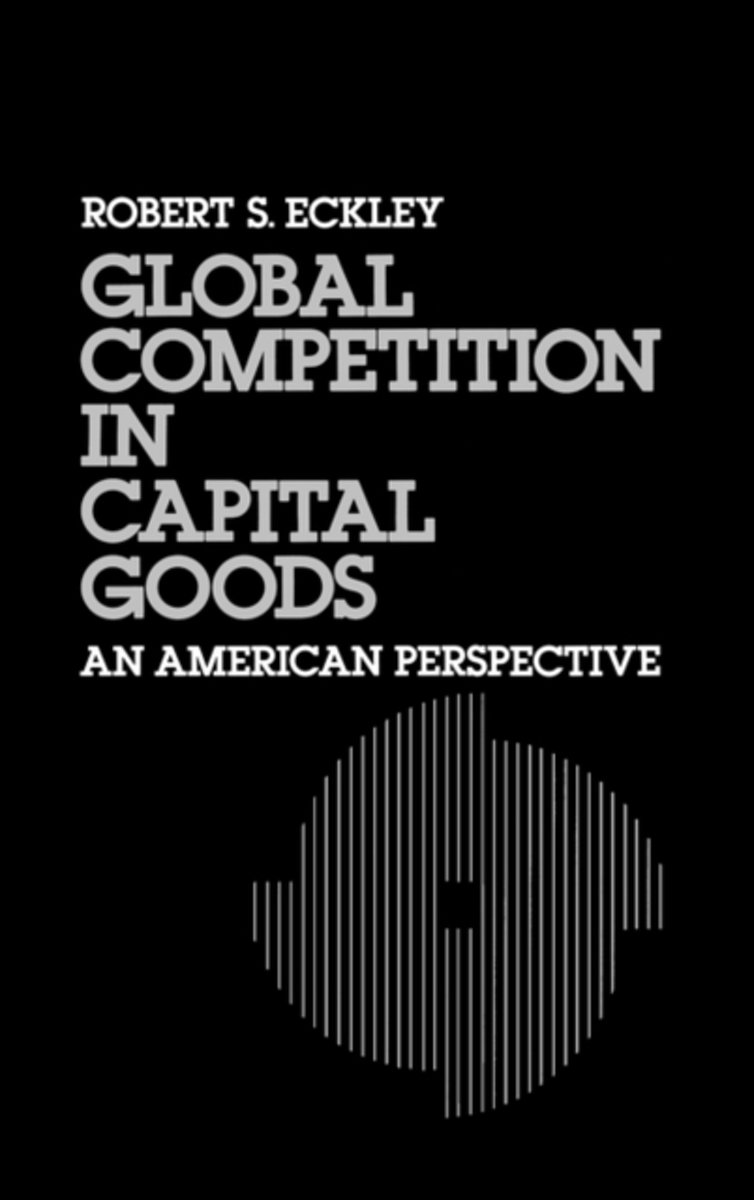 Global Competition in Capital Goods
