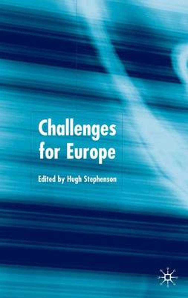 Challenges for Europe