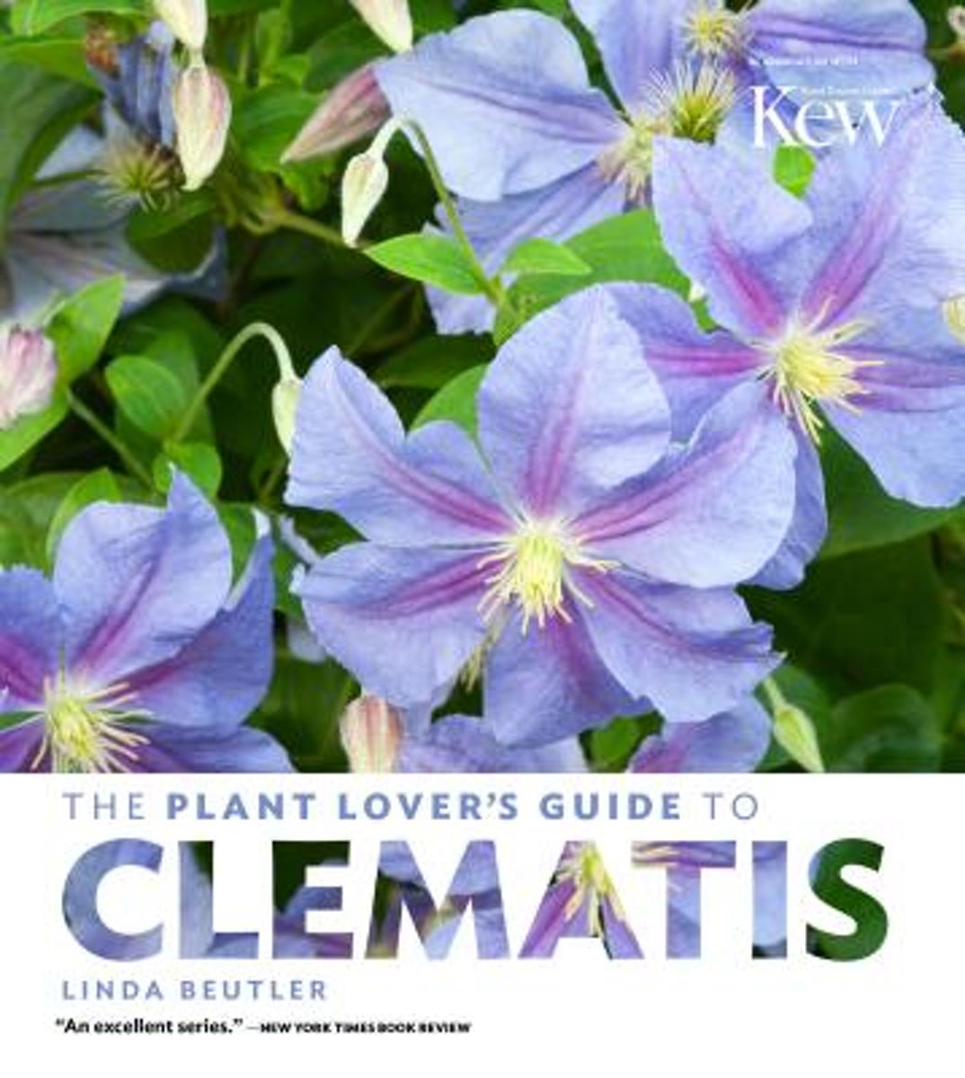 The Plant Lovers Guide to Clematis