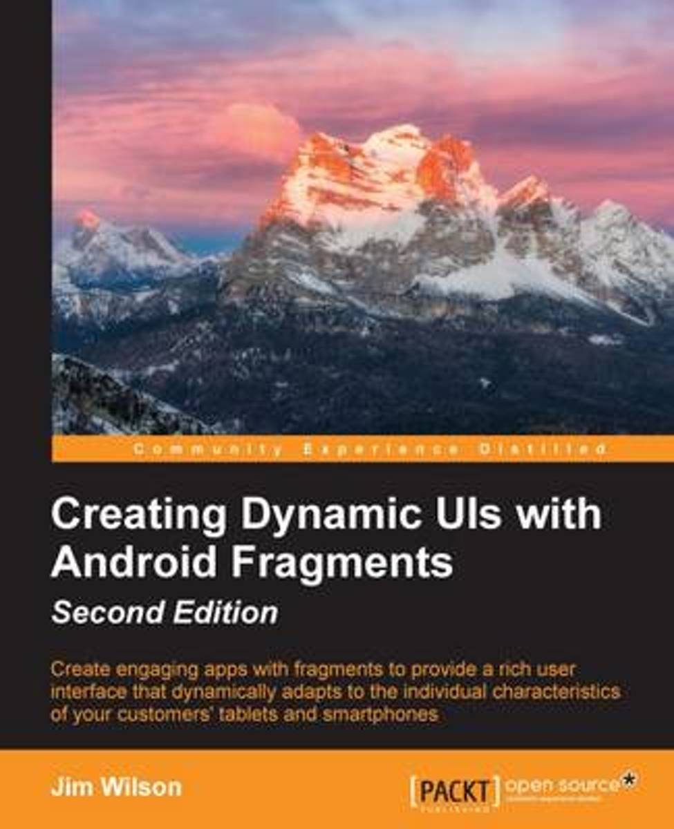 Creating Dynamic UIs with Android Fragments -