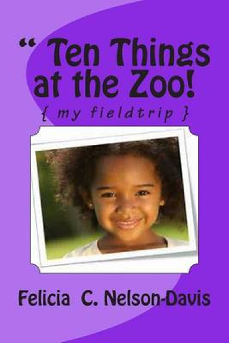 Ten Things at the Zoo!