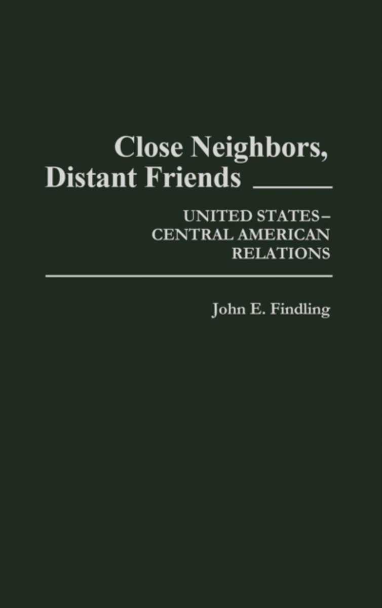 Close Neighbors, Distant Friends