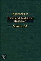Advancs in Food & Nutrition Research, V34