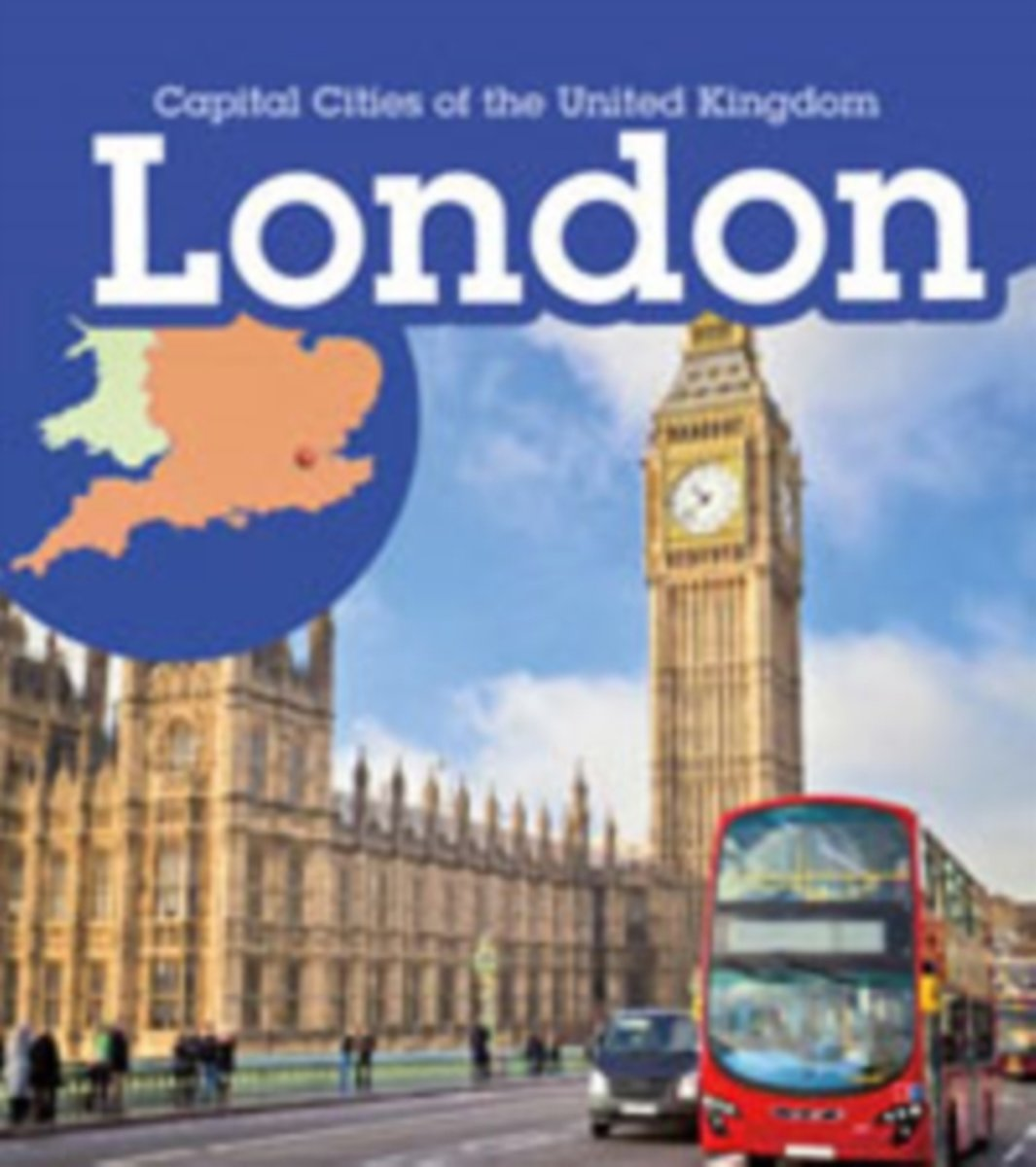 Capital Cities of the United Kingdom Pack A of 4