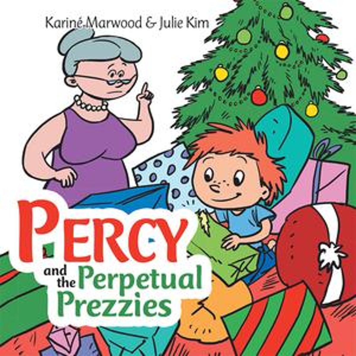 Percy and the Perpetual Prezzies