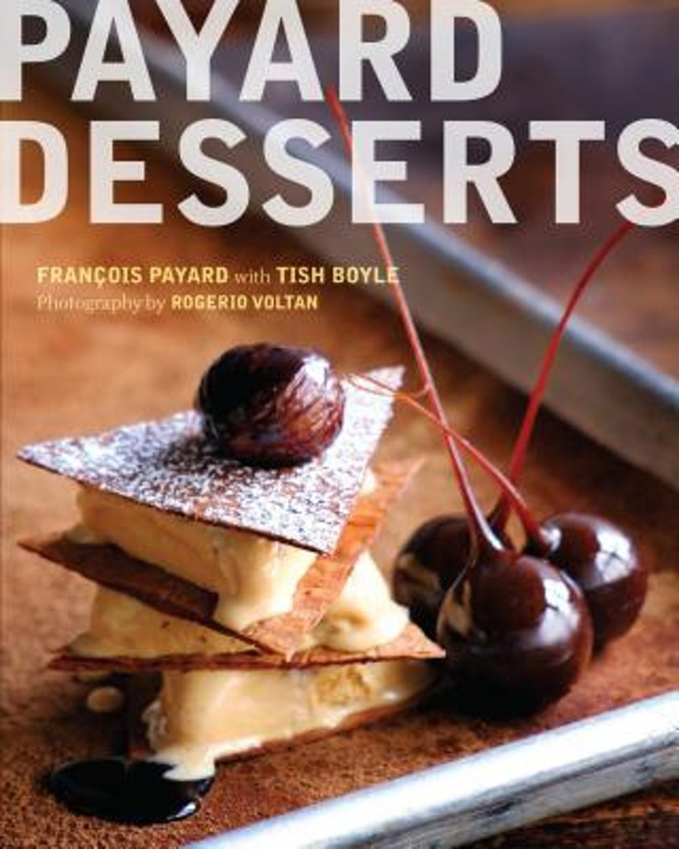 The Plated Desserts of Francois Payard