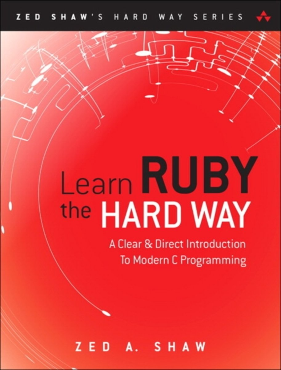 Shaw:Learn Ruby the Hard Way _p3