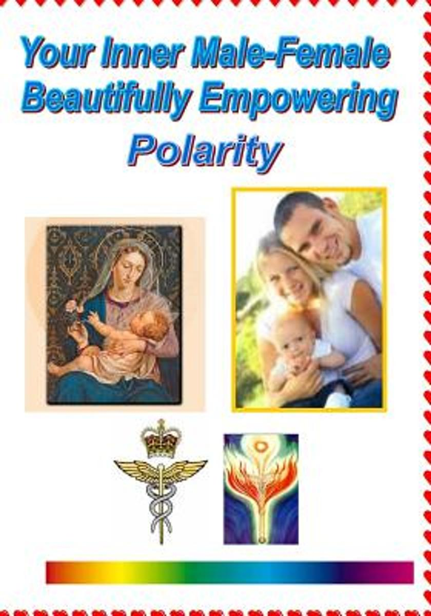 Your Inner Male-Female Beautifully Empowering Polarity