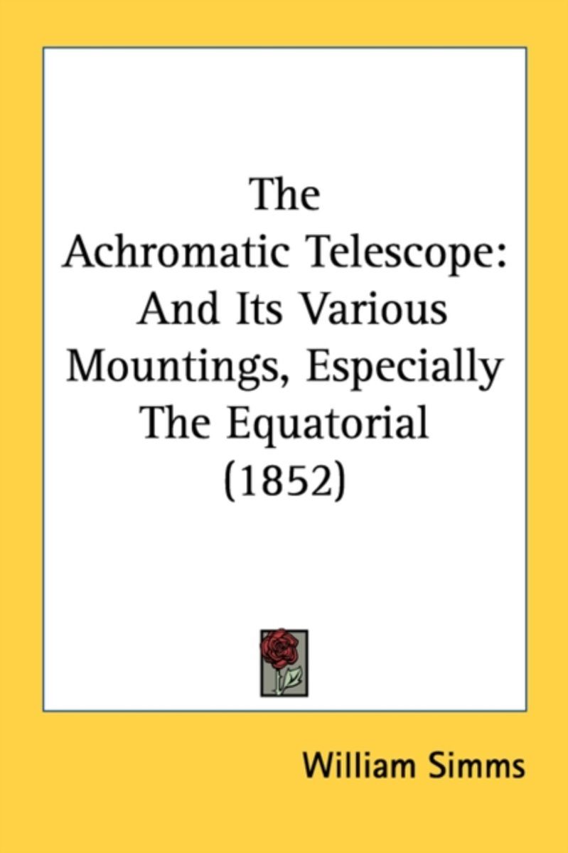 The Achromatic Telescope