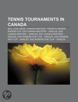 Tennis Tournaments In Canada: Rogers Cup, Odlum Brown Vancouver Open, 1987 Federation Cup, Challenger Banque Nationale De Granby
