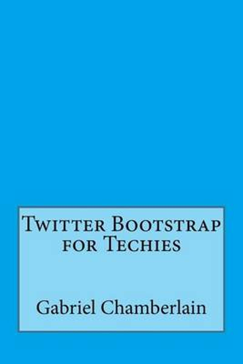 Twitter Bootstrap for Techies