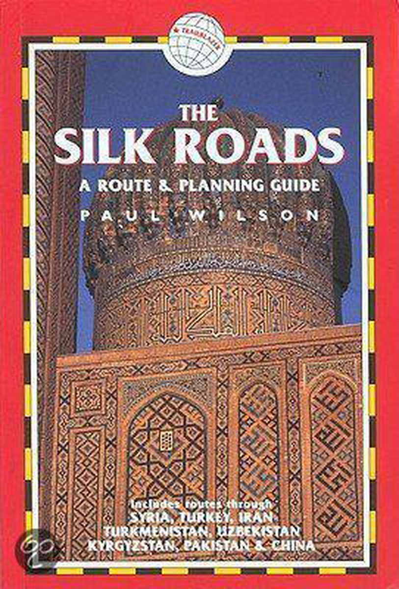 Trailblazer The Silk Roads