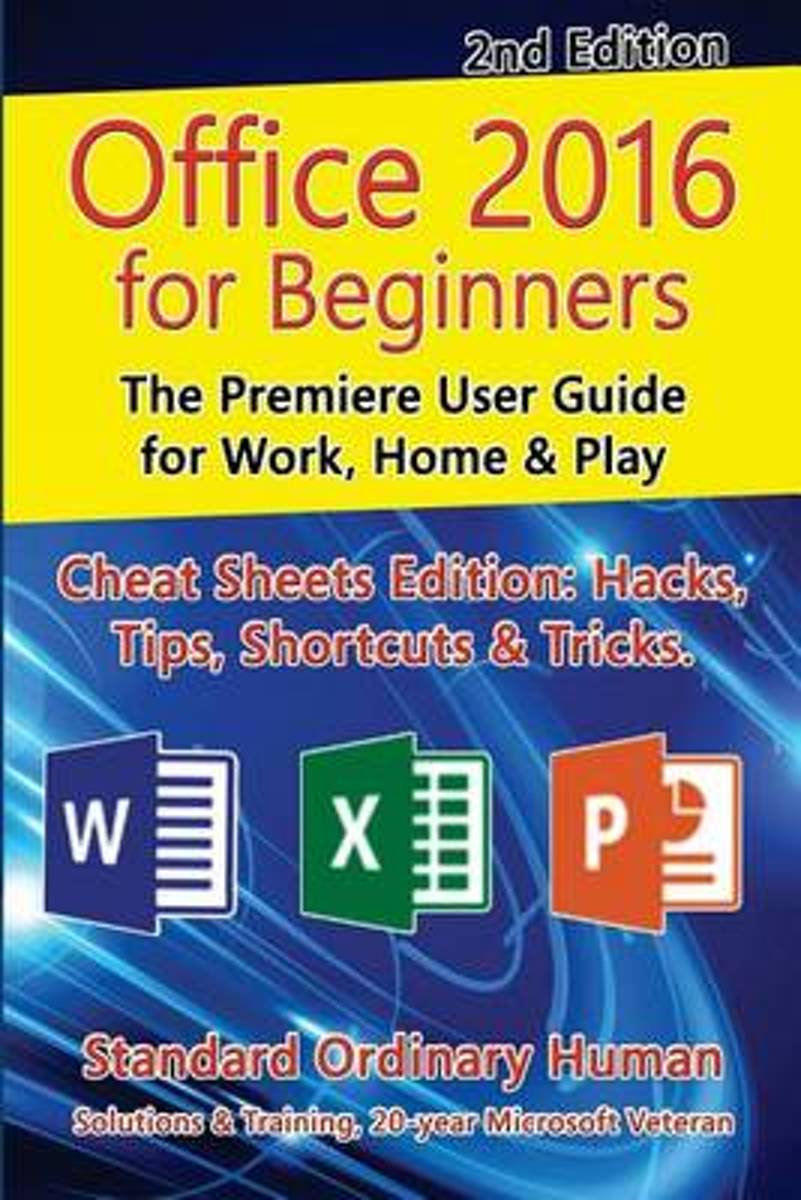 Office 2016 for Beginners, 2nd Edition