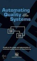 Automating Quality Systems