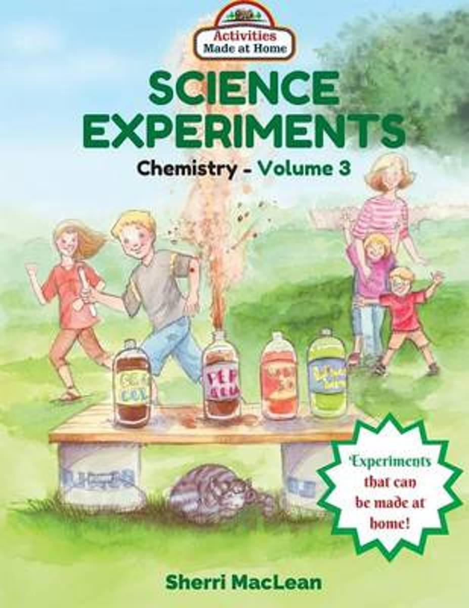 Science Experiments in a Bag (Chemistry) Volume 3