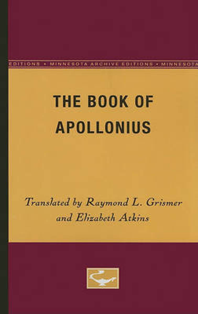 The Book of Apollonius