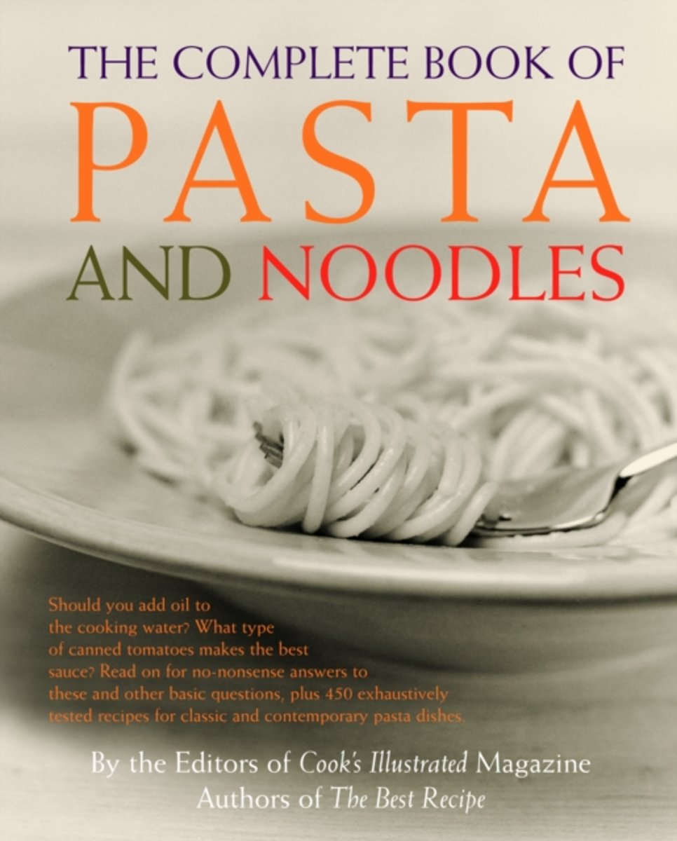 The Comp Book Pasta Noodles
