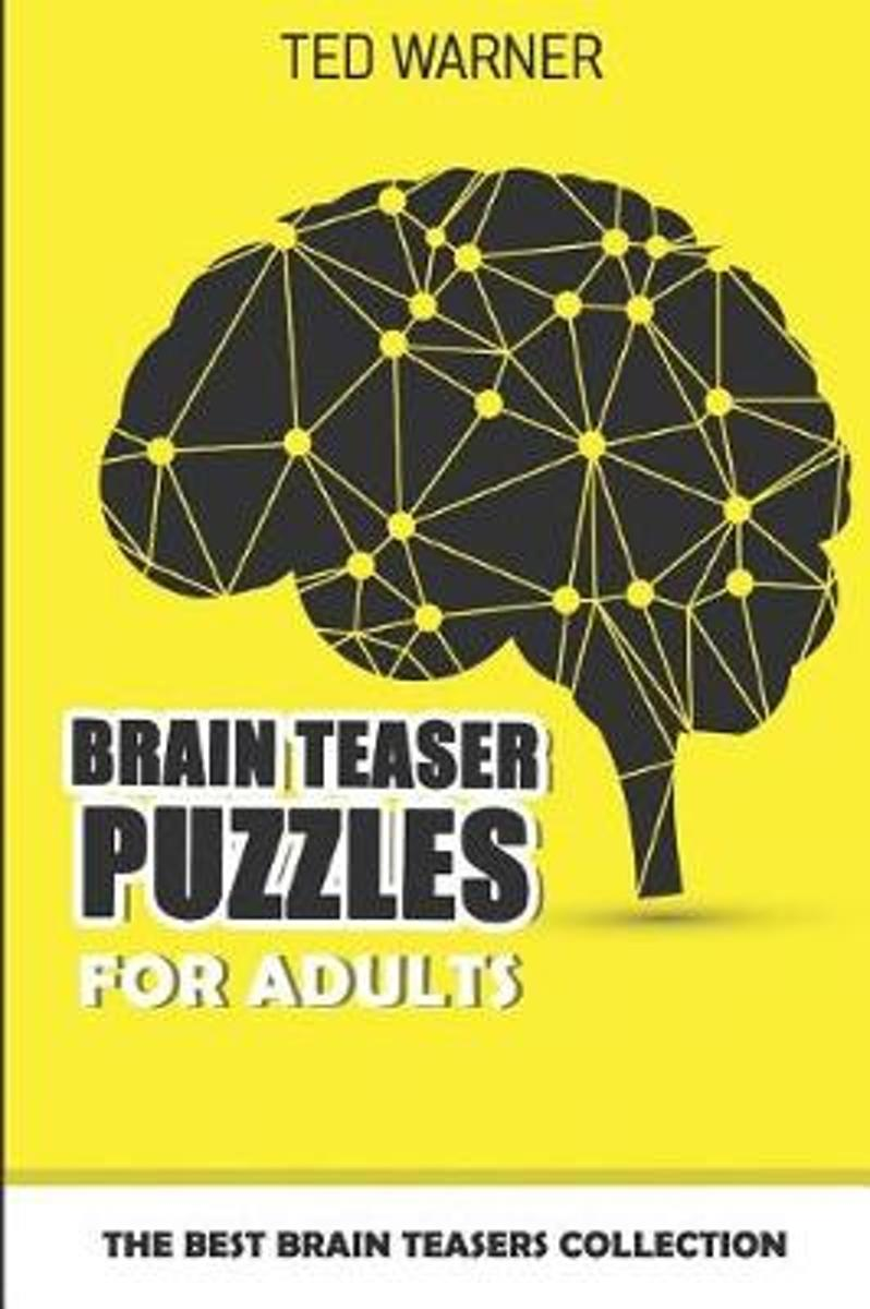 Brain Teaser Puzzles for Adults