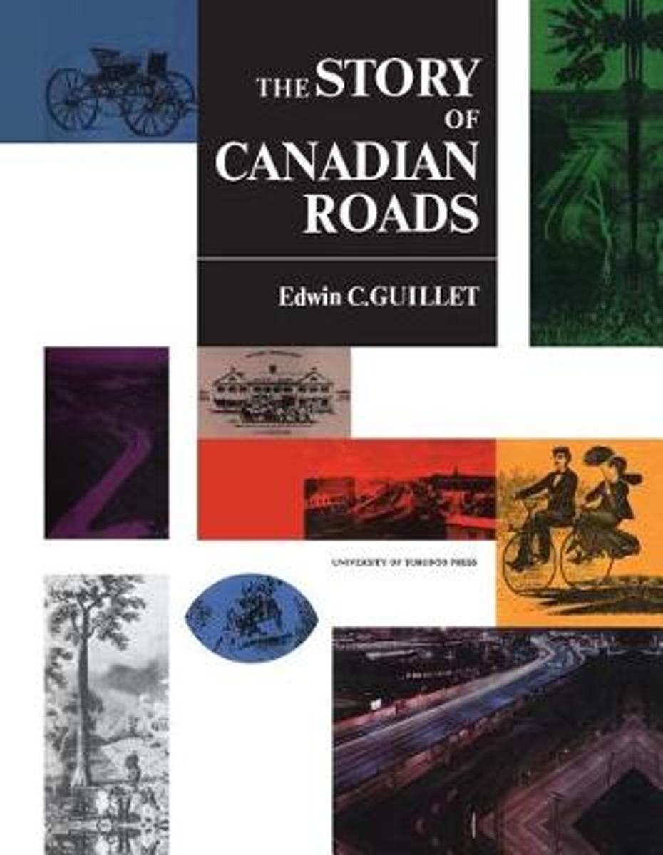 The Story of Canadian Roads