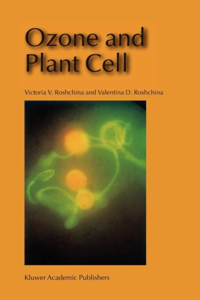 Ozone and Plant Cell