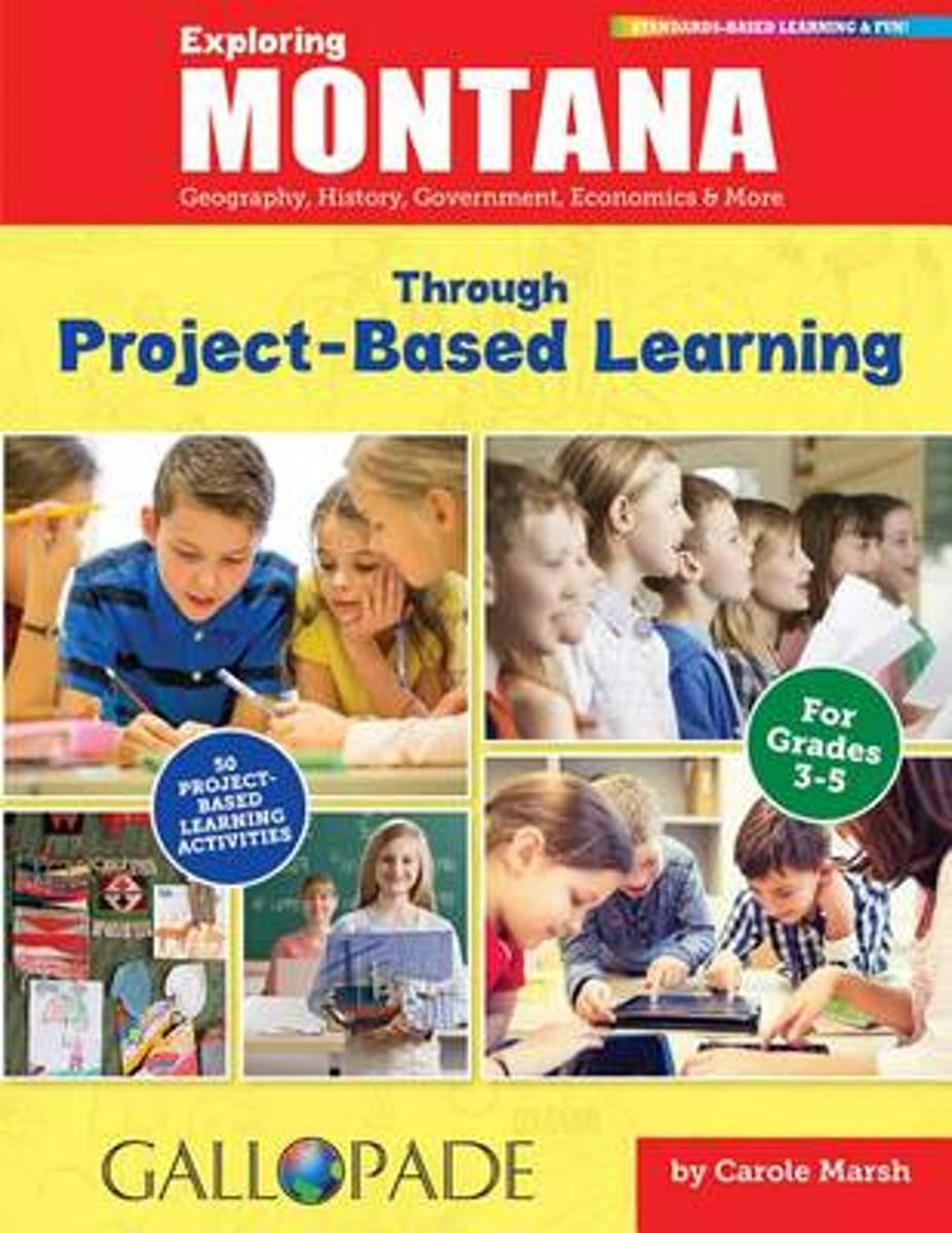 Exploring Montana Through Project-Based Learning