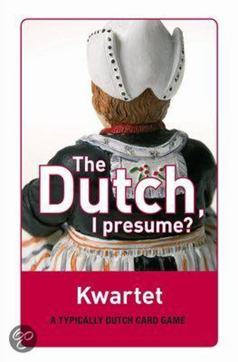 Dutch I Presume Kwartet