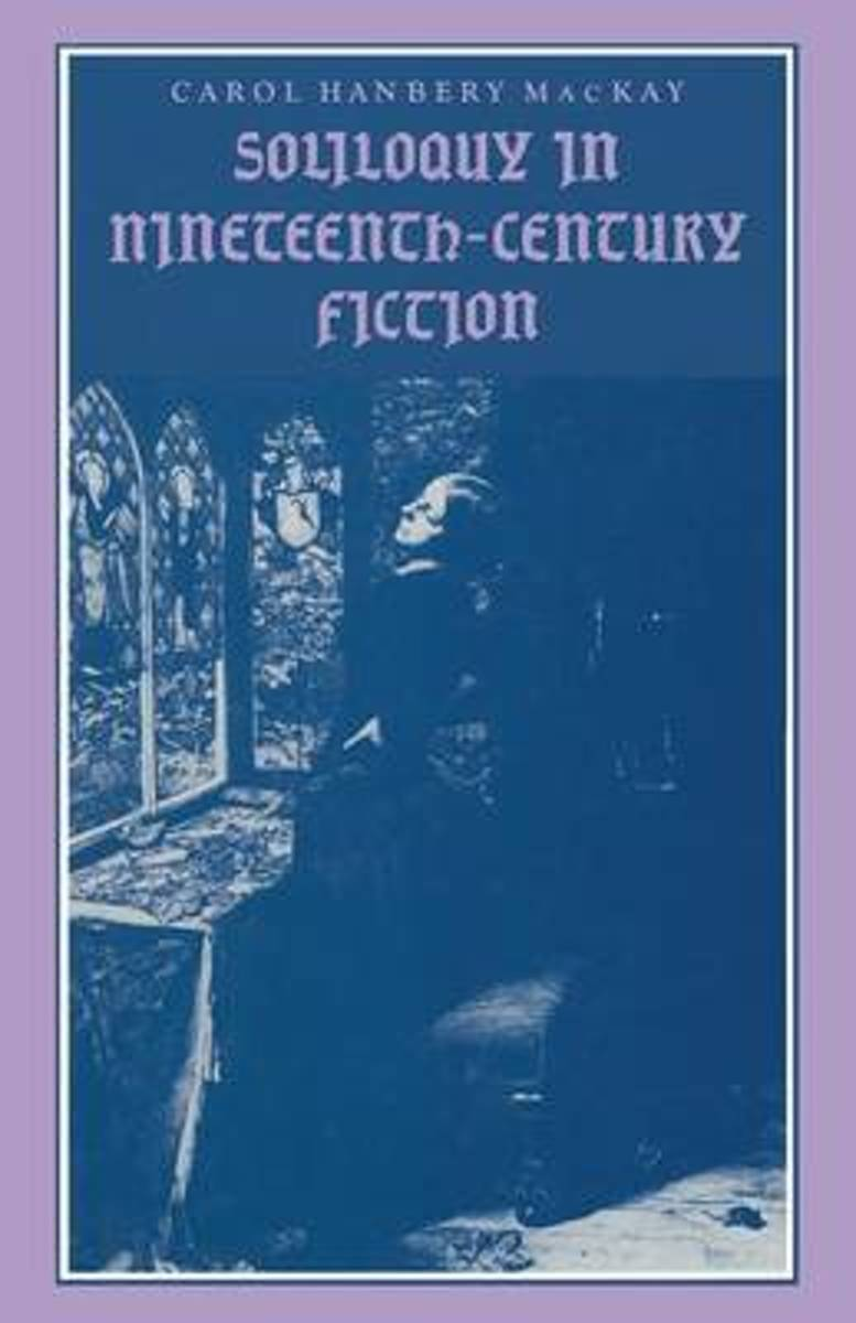 Soliloquy in Nineteenth-Century Fiction