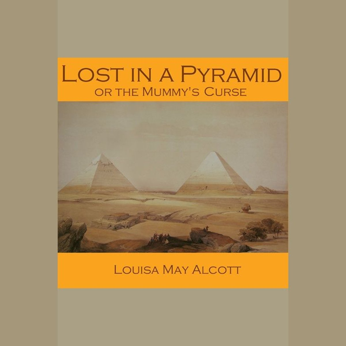 Lost in a Pyramid