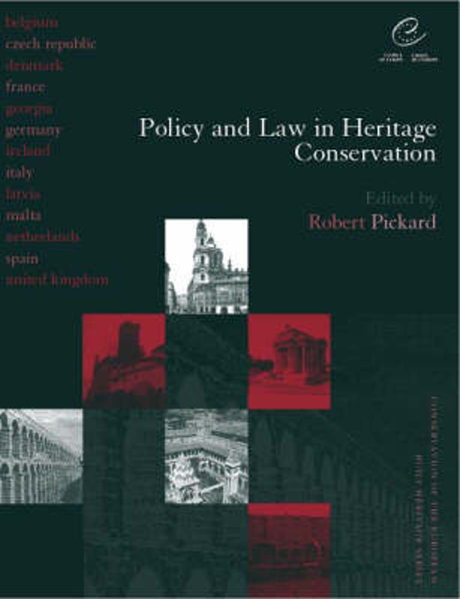 Policy and Law in Heritage Conservation