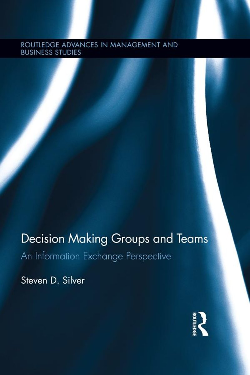 Decision-Making Groups and Teams