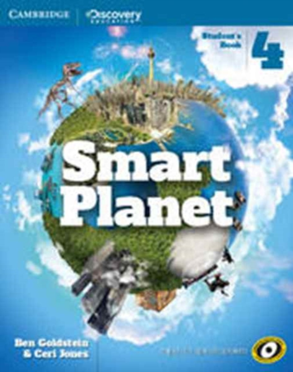 Smart Planet Level 4 Student's Book with DVD-ROM