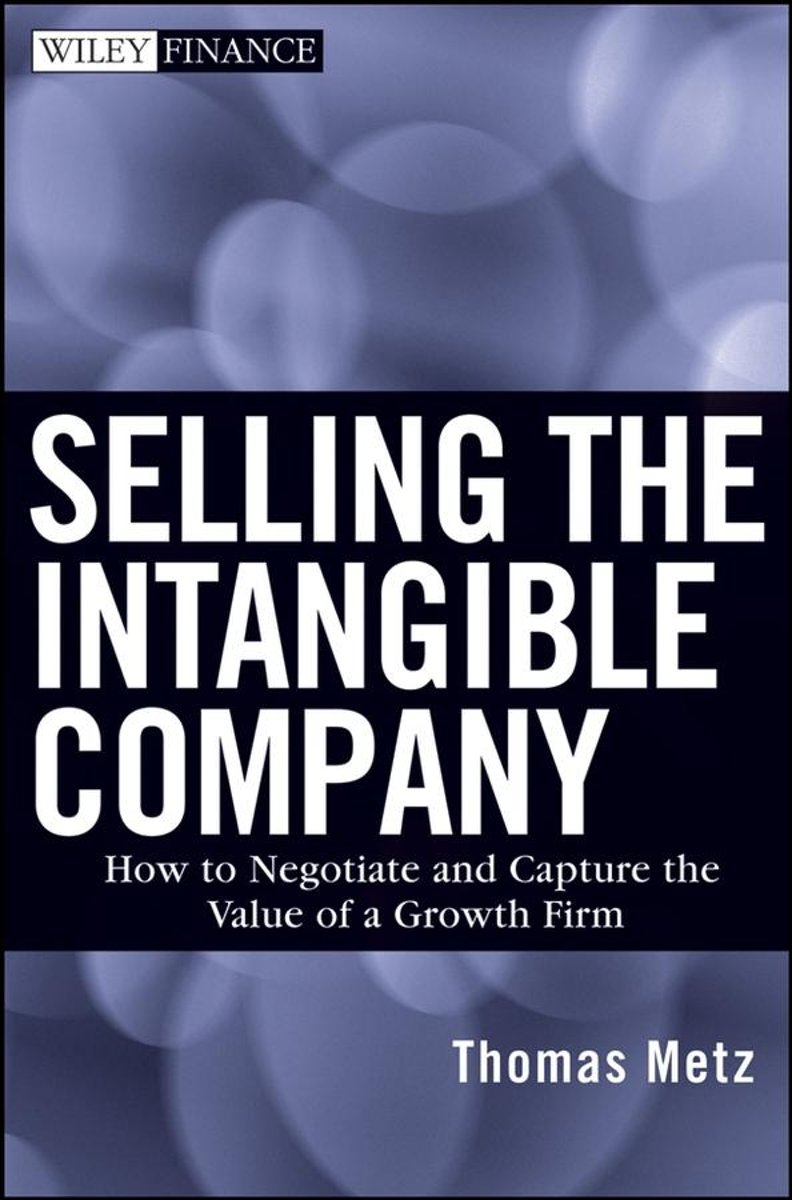 Selling the Intangible Company