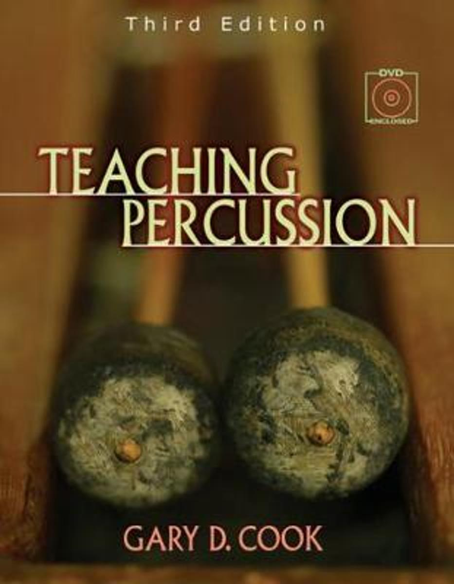 Teaching Percussion (with 2-DVD Set)