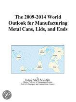 The 2009-2014 World Outlook for Manufacturing Metal Cans, Lids, and Ends