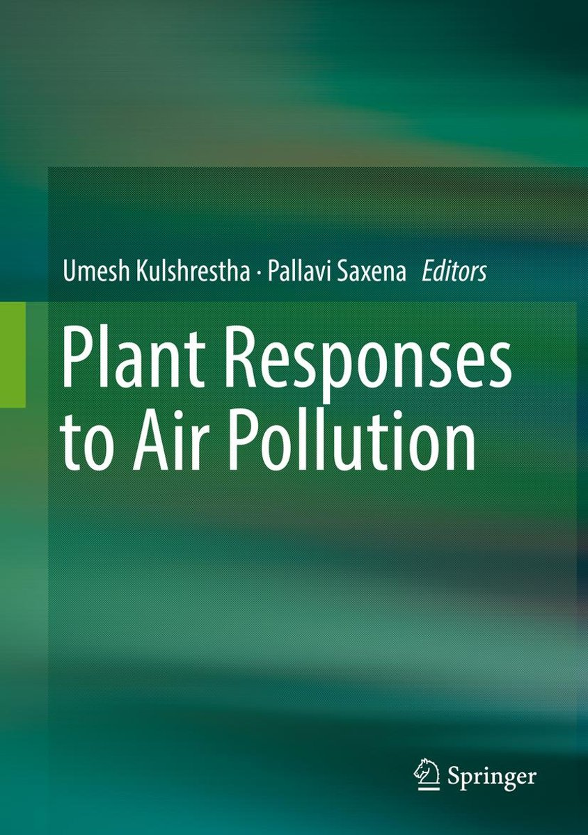 Plant Responses to Air Pollution
